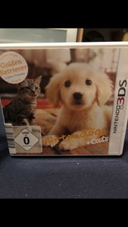 Nintendogs Cats Goldenretriever für Nintendo