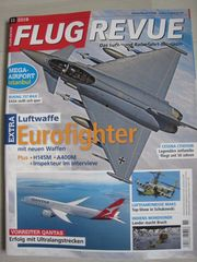NEU ungelesen Magazin Flugrevue 11
