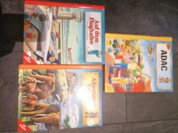 Besserwisser Bücher ADAC Abenteuer Safari