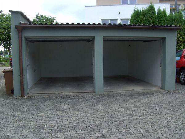 Doppelgarage ca 26 m2 in