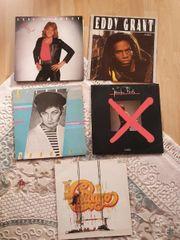 Schallplatten LP s verschiedene Restbestand