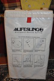 Über Board Livesling 2 Rettungssystem