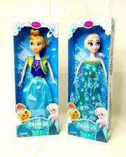 Die Eiskönigin Prinzessin Elsa Anna