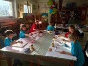 Gutschein für Kindergeburtstag im Künstler-Atelier