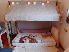 Hausbett: Kleinanzeigen aus Mühltal - Rubrik Wiegen, Babybetten, Reisebetten