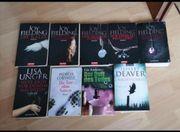 Thriller und Romane Sammlung