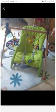 Kinderwiege Sitz Spielbogen