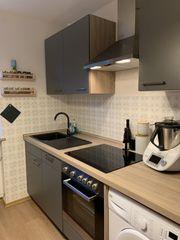 Neuwertige Küche inkl Elektroeinbaugeräte