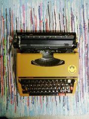 Schreibmaschine brother Deluxe 660 TR