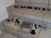 Super Nintendo Entertainment System NES