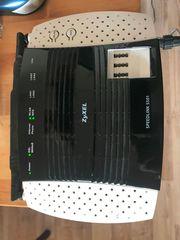 Speedlink 5501 VDSL-Router gut erhalten