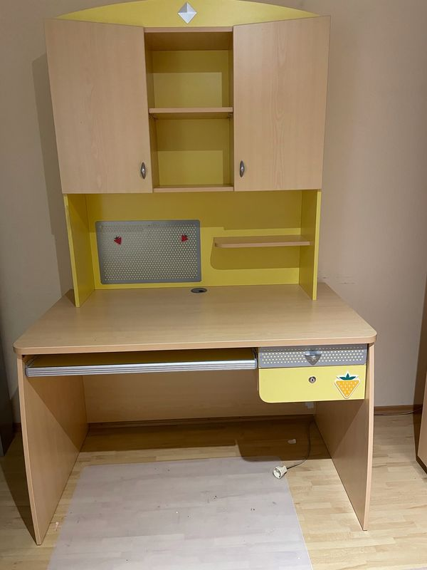 Kinderzimmer von der Firma Cilek