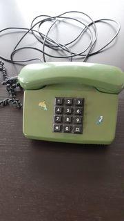 Tastentelefon grün