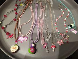 Schmuck, Brillen, Edelmetalle - Halsketten Mädchen
