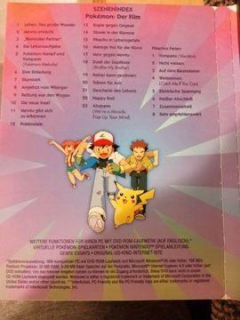 Pokemon der Film Nr 1: Kleinanzeigen aus Oppenheim - Rubrik Sonstige Sammlungen