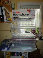 Buchschoner-Display - Verkauf Ladeneinrichtung wg Geschäftsaufgabe