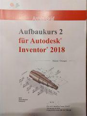 Autodesk Inventor 2018 Bücher