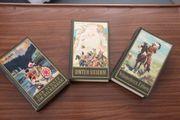 3 Karl May Bücher