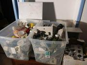 2 Kisten Elektromaterial Elektrik für