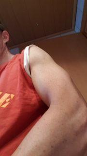 Armdrücken Fitness Kraftsport