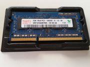 2GB hynix PC3-10600S DDR3 1333Mhz