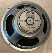 Gitarrenlautsprecher Celestion V12-60 Silver Edition12