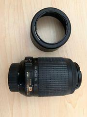 Nikon Ex AF-S Nikkor 55-200