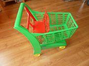 Verkaufe Spielzeug Einkaufswagen Top Zustand