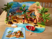 Playmobil 4156 Adventskalender Piratenlagune 2007