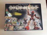 Brettspiel Bionicle