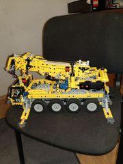 Lego Technik Kranwagen 8421