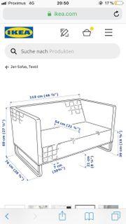 IKEA Sofa Grau
