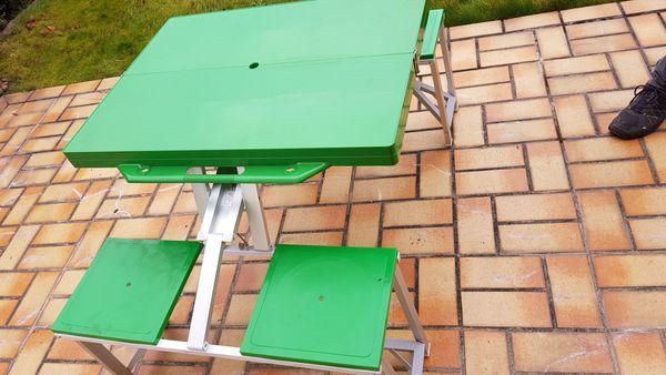 Camping Picknick Tisch klappbar
