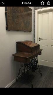 Alte Antike Singer Nähmaschine
