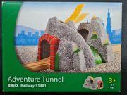 Brio Adventure Tunnel in Originalverpackung