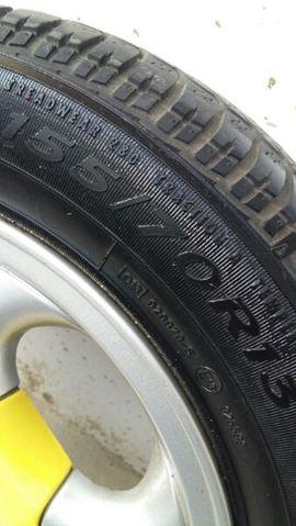 Sonstige Reifen - Ein Ford Ka Reifen Sonderedition
