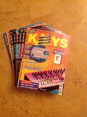 Keyboard-Zeitschrift KEYS