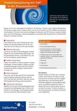 Sonstiger Gewerbebedarf - Produktionsplanung mit SAP in der