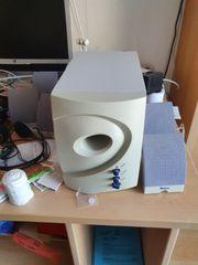 Lautsprecheranlage für PC Notebook