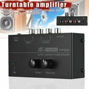 PP500 HiFi Phono Vorverstärker Plattenspieler