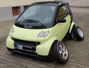 Smart For Two Cabrio für