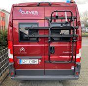 Fahrradträger für Kastenwagen NEU Garantie