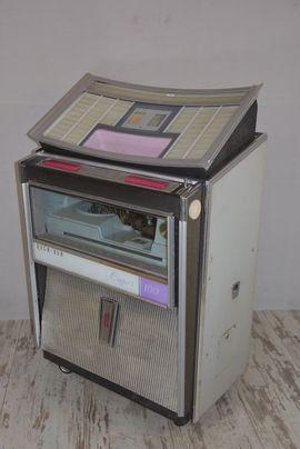 Jukebox Rock-Ola Modell 404 Capri: Kleinanzeigen aus Aachen Stadtmitte - Rubrik Spiele, Automaten