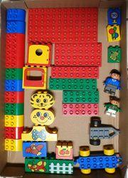 34 Lego Duplo Sondersteine