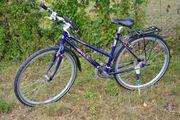 Damen Trekking-Fahrrad