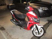 125 ccm Motorroller