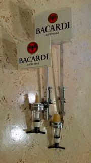 Bacardi Rum Flaschenhalter für bis
