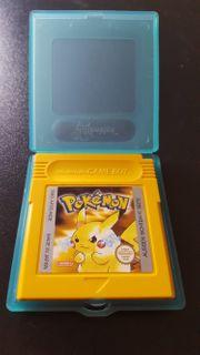 Pokemon Gelde Edition voll funktionsfähig