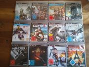 Verkaufe PlayStation Spiele