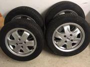 Reifen auf Ford Alufelgen 195